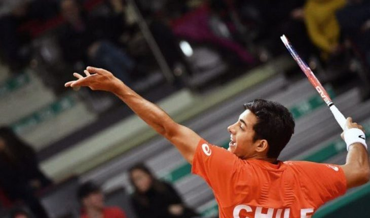 Chile returns to world group after emphatic victory of Garin before Rodionov