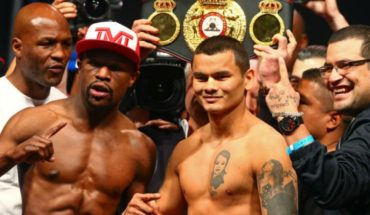 """""""Chino"""" Maidana announced his return to boxing in a particular video"""