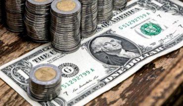 Climbing dollar to $19.45 after Trump speech