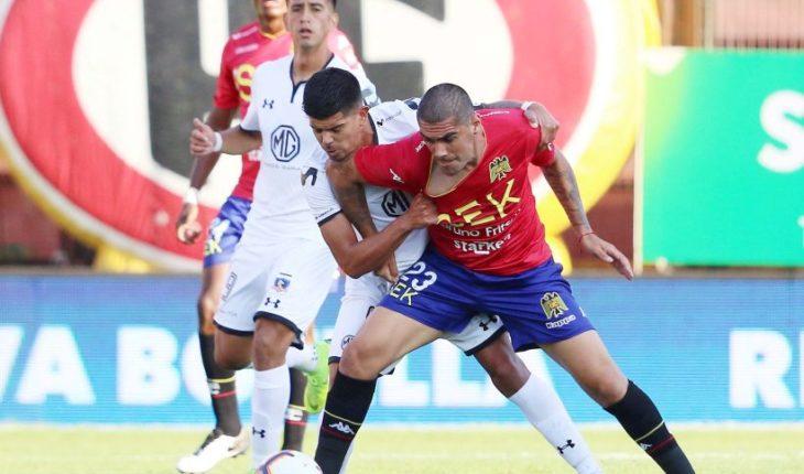 Colo Colo rompió la mala racha con una contundente victoria ante Unión Española