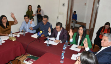 Comisiones Unidas establecen ruta para comparecencia de aspirantes a Fiscal General