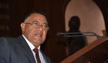 Descarta Grupo Parlamentario de Morena injerencia de Gobernación en Congreso de Michoacán