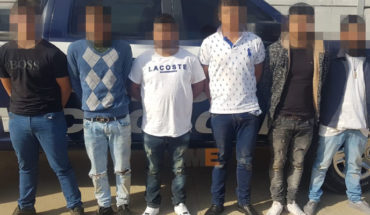 Detain alleged ringleader of the CJNG which operated in Uruapan