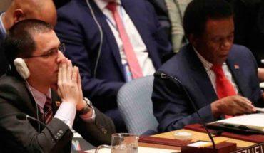 Diplomáticos ignoraron al canciller de Venezuela en la ONU