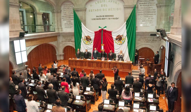 Due to lack of quorum, delaying the discussion on equal marriage in the Congress of the State of Mexico