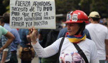 EU will send humanitarian aid to Venezuela