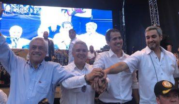 """El análisis de Gabriel Gaspar al rol de Piñera en la crisis de Venezuela: """"Está haciendo exactamente lo mismo que le criticamos todos los chilenos a Evo Morales"""""""