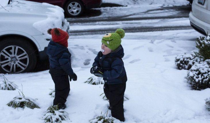 El clima para este martes 19 de febrero prevé nevadas y lluvia