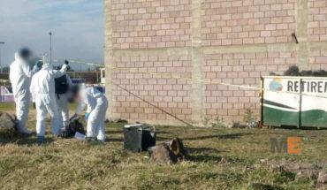 Encuentran a un joven golpeado y muerto en un lote baldío de Morelia, Michoacán