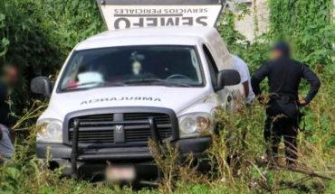 Encuentran los cadáveres de dos hombres en la carretera Los Cajones-Nuevo Urecho