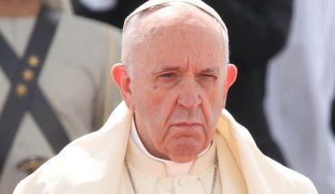 Es falso que el papa Francisco visitará México