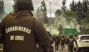 """Excarabinero revela que un colega le disparó y que lo """"obligaron a inculpar a comunidad mapuche de Tirúa"""""""