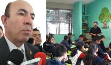 Frutis denies intimidation to the Michoacan Magisterium, ensures to ignore legal citations