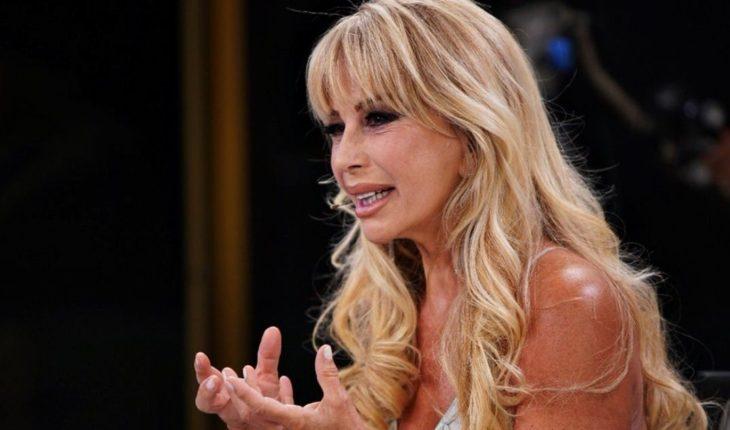 "Graciela Alfano, victim of abuse: ""you live ashamed, you feel that come failed"""