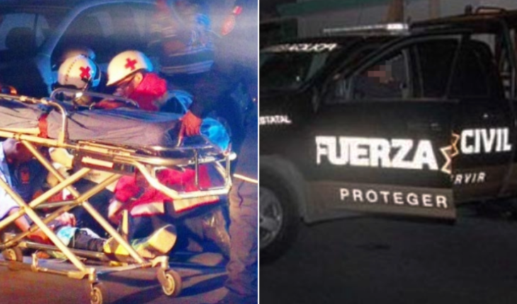 Guardia Civil agrede a reportero por tomar fotos