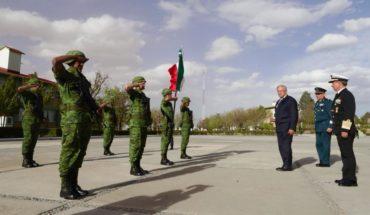 Guardia Nacional será como el Ejército de Paz de la ONU: AMLO