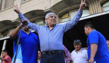 """Hugo Moyano: """"Si es Cristina la candidata, la votaría"""""""