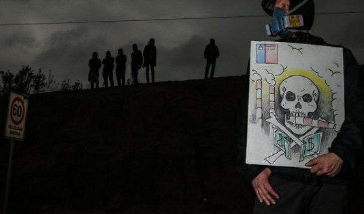 INDH anunció que apelará fallo que rechazó recurso de protección por contaminación en Quintero y Puchuncaví