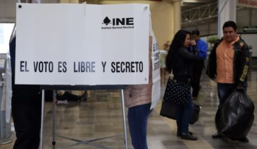 INE assumed the Organization of the election in Puebla