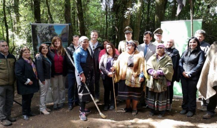 Inauguran Parque La Isla – Salto La Olla para salvaguardar la biodiversidad de la flora y fauna