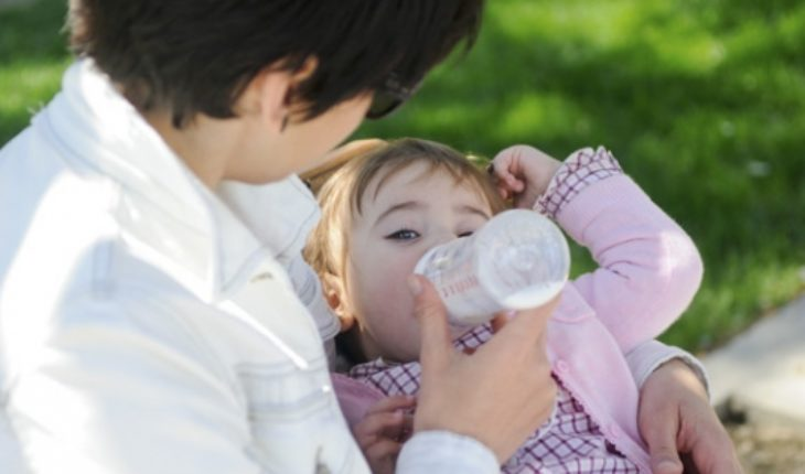 Increase cases of children under three years old who suffer food allergies