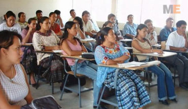 Indigenous sector of the CNTE Michoacan give truce a week
