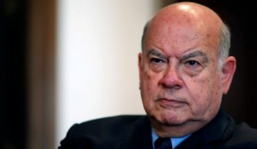 """Insulza looks over his interest in the Presidency of the Republic: """"I am available"""""""