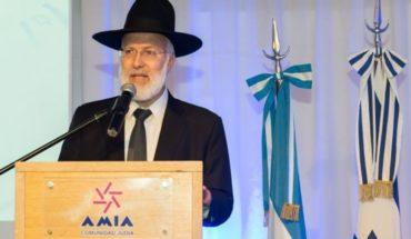 Investigan el violento robo a un rabino: repudio de Macri y Netanyahu