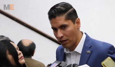 Javier Paredes ruled out legislative bloc in Congress from Michoacán