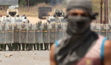 """La Unión Europea subrayó su apoyo a una solución que """"excluya la fuerza"""" en Venezuela"""