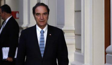 """Larraín sobre arresto de Fuente-Alba: """"Nadie está afuera del alcance de la ley"""""""