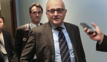 Los enviados del FMI cierran la revisión y se reúnen con Dujovne y Sandleris