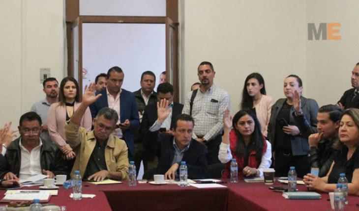 Mañana se conocerán las coincidencias de los 10 mejores perfiles para Fiscal General de Michoacán