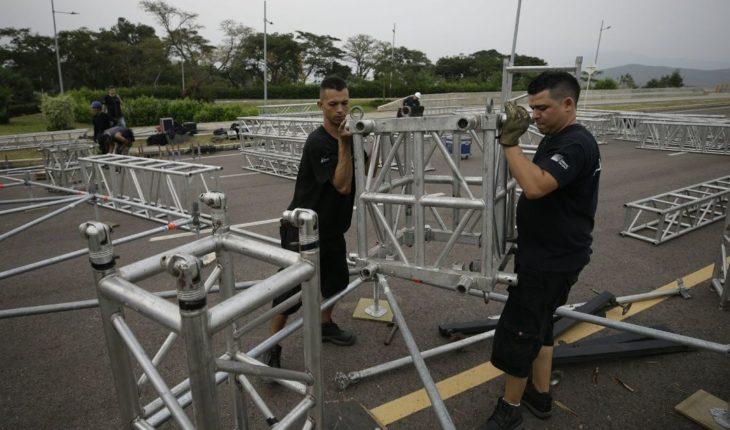 Maduro anuncia que organizará su propio concierto
