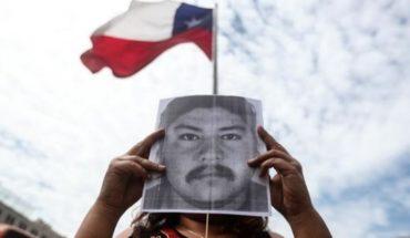 Mantienen prisión preventiva a excarabinero por el asesinato de Camilo Catrillanca