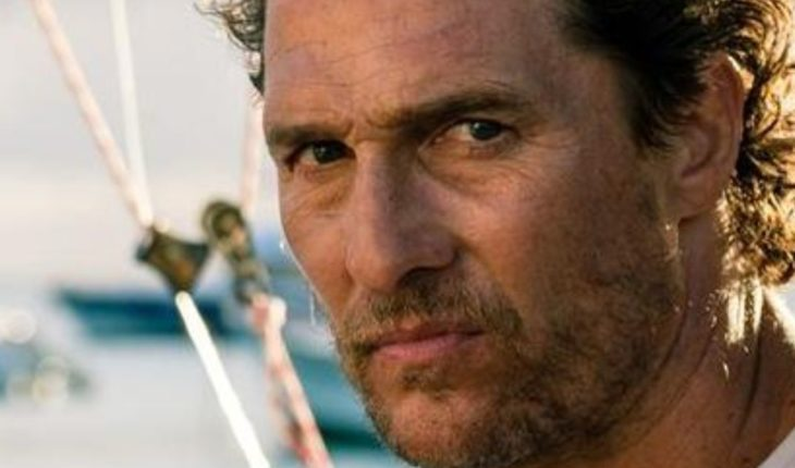 "Matthew McConaughey: ""my last film producers misled me"""