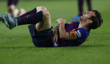 Messi would return the ownership in the meeting against the Bilbao