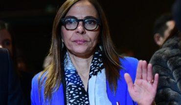 """Ministra Plá da la espalda a la huelga feminista: """"Pareciera que es una convocatoria de un sector de la oposición"""""""