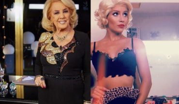 """Mirtha Legrand visited Laura Fernandez in """"Sugar"""": the photo of the meeting"""