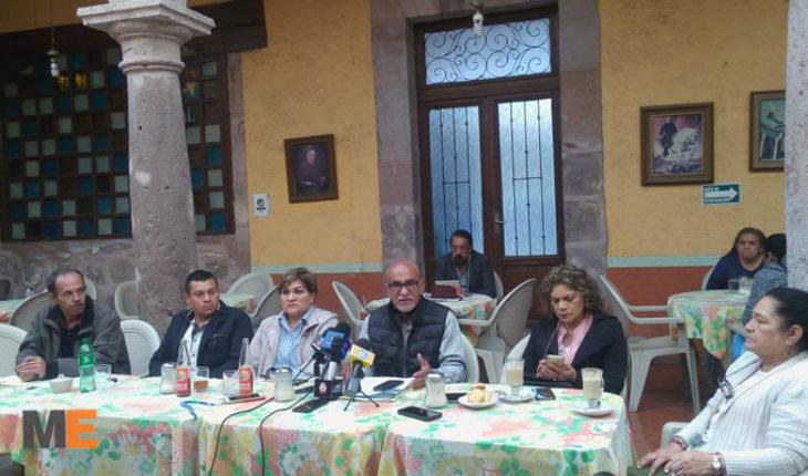 Moreliana family denounces abuses a minor, Memo involved Valencia