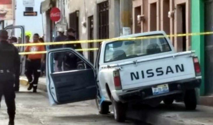 Murdered shot officer from Lagos de Moreno