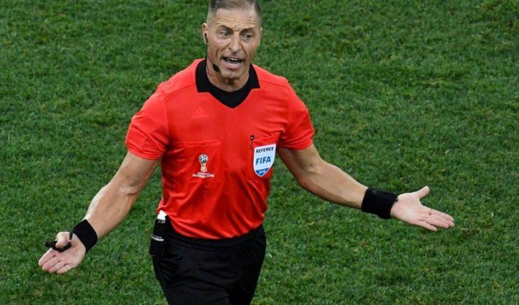 Néstor Pitana será el árbitro del clásico entre Independiente y Racing