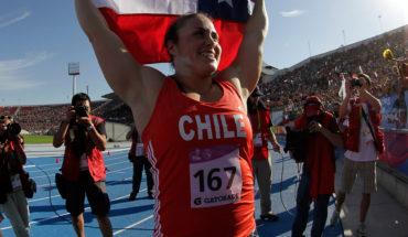 Natalia Duco fue suspendida tres años por doping y quedó fuera de Tokio 2020