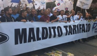 Nueva protesta contra los tarifazos: marcha al ENRE y al Congreso