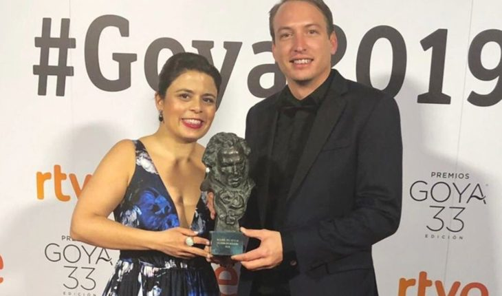 """Of face to the Oscars, """"Rome"""" was Goya to best Latin American film"""
