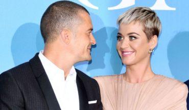 Orlando Bloom y Katy Perry anunciaron su compromiso