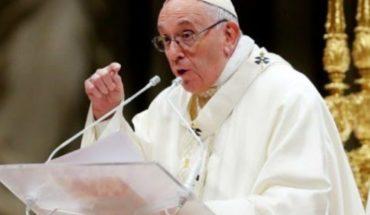 """Papa Francisco: """"Todo feminismo termina siendo un machismo con faldas"""""""