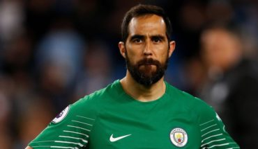 """'Pep' Guardiola: """"I don't know when he will return to play Claudio Bravo"""""""