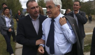 Piñera advises that combat forest fires of Aysén will hold at least 10 days