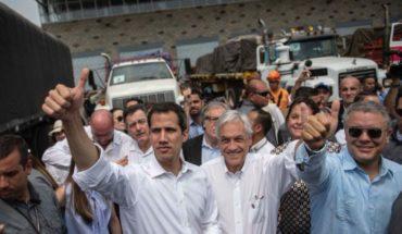 """Piñera se despide de Colombia señalando que """"vienen tiempos mejores"""" para Venezuela"""